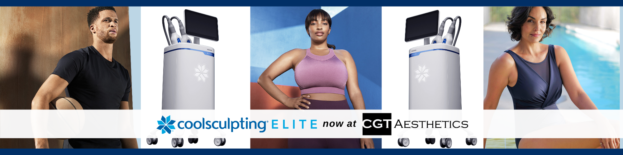 CoolSculpting ELITE now at CGT Aesthetics in Evergreen Park